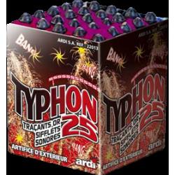 TYPHON 25 ( lot de 4 )