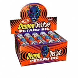 PETARDS DEMON DECIBEL