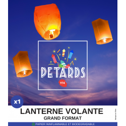 LANTERNE VOLANTE PETARDS974