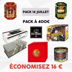 "Pack ""14 Juillet"""