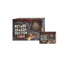 PETARD DRAGON  FRICTION 3COUPS