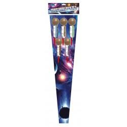 Assortiment de 5 Fusées...