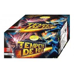 TEMPETE DE FEU 100DEPARTS